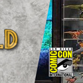 Jurassic Newsworld: SDCC 2019