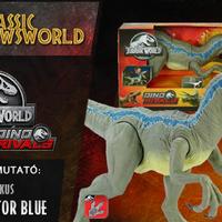 Jurassic Newsworld: Termékbemutató - Gigantikus Velociraptor Blue