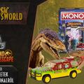 Jurassic Newsworld: Hírcsemege #13 - Újabb részletek az idei játékvonalról