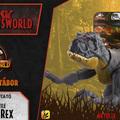 Jurassic Newsworld: Termékbemutató - Slash N' Battle Scorpios Rex