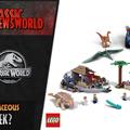 Jurassic Newsworld: Lego - A Camp Cretaceous készletek?