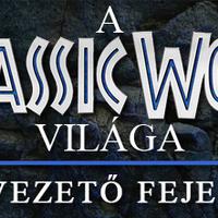 A Jurassic World világa: Bevezető fejezet