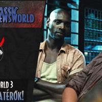 Jurassic Newsworld: Jurassic World 3 - Újabb visszatérők!