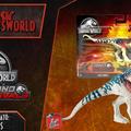 Jurassic Newsworld: Termékbemutató - Attack Pack Coelurus