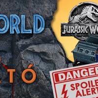 Termékbemutató: Matchbox Jurassic World 5 db-os kisautó szett