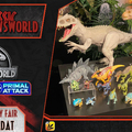 Jurassic Newsworld: New York Toy Fair - Játékáradat