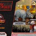 Jurassic Newsworld: További újdonságok a Mattel-től