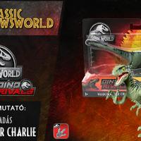 Jurassic Newsworld: Termékbemutató - Velociraptor Charlie