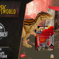 Jurassic Newsworld: Újabb Dino Escape figurák és egyebek