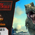 Jurassic World: Krétakori tábor - 2. évad - Új képkockák és elemzés