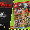 Jurassic Newsworld: Kiadványbemutató - Lego Jurassic World magazin - A 4. szám