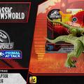 Jurassic Newsworld: Termékbemutató - Savage Strike Velociraptor Charlie