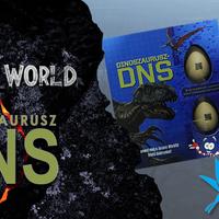 Jurassic World: Dinoszaurusz DNS - Exkluzív könyvbemutató