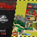 Jurassic Newsworld: Kiadványbemutató - Lego Jurassic World magazin - A 3. szám