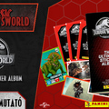 Jurassic Newsworld: Kiadványbemutató - Panini Jurassic World: The Ultimate Sticker Album