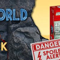 Jurassic Newsworld - Lego-Universal bejelentés!