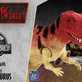 Jurassic Newsworld: Termékbemutató - Roarivores Ceratosaurus