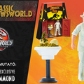 Jurassic Newsworld: Termékbemutató - Legacy John Hammond