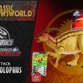 Jurassic Newsworld: Termékbemutató - Dino Rivals Parasaurolophus