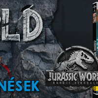 Jurassic World: Bukott birodalom - Bontonfilm megjelenések