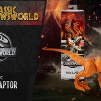 Jurassic Newsworld: Termékbemutató - Basic Velociraptor