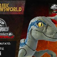 Jurassic Newsworld: Termékbemutató - Primal Pal Blue