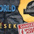Jurassic Newsworld - Marketing és új figurák