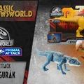 Jurassic Newsworld: Primal Attack - Az új figurák