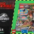 Jurassic Newsworld: Kiadványbemutató - Lego Jurassic World magazin - A 2. szám