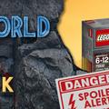 Jurassic Newsworld - Új Lego készletek és egyéb hírek