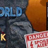 Jurassic Newsworld - Egy kis szusszanás