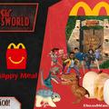Jurassic Newsworld: McDonald's figurák itthon! Világszenzáció!