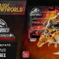 Jurassic Newsworld: Termékbemutató - Attack Pack Dracorex