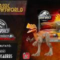 Jurassic Newsworld: Termékbemutató - Attack Pack Proceratosaurus