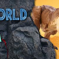 Jurassic Newsworld - SDCC - Malcolm - Társasjáték