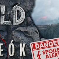 Jurassic World: Bukott birodalom - A magyar videók