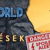 Jurassic Newsworld - Hírek a szinkronról és egyebek