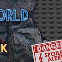Jurassic Newsworld - Lego-szett leírások *Frissítve*