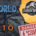 Jurassic Newsworld: Termékbemutató - Gyrosphere és Claire