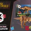 Jurassic Newsworld: Érkeznek a Jurassic Park Transformers alakváltók!