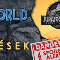 Jurassic Newsworld: Magazinok