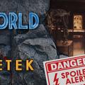 Jurassic World: Bukott birodalom - B-roll és filmrészletek