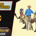 Jurassic Newsworld: Újabb Amber Collection figurák érkeznek!