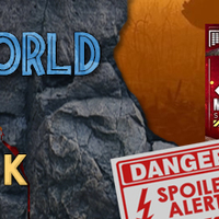 Jurassic Newsworld - Könyv-dömping