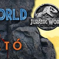 Jurassic Newsworld: Termékbemutató - Clementoni 104 db-os puzzle