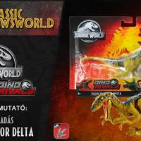 Jurassic Newsworld: Termékbemutató - Velociraptor Delta
