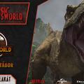 Jurassic World: Krétakori tábor - Szinkronos előzetes és plakát!