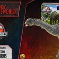 Jurassic Newsworld: Termékbemutató - Legacy Apatosaurus