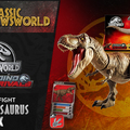 Jurassic Newsworld: Termékbemutató - Dino Rivals Tyrannosaurus Rex