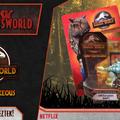 Jurassic Newsworld: Camp Cretaceous - Új képek érkeztek!